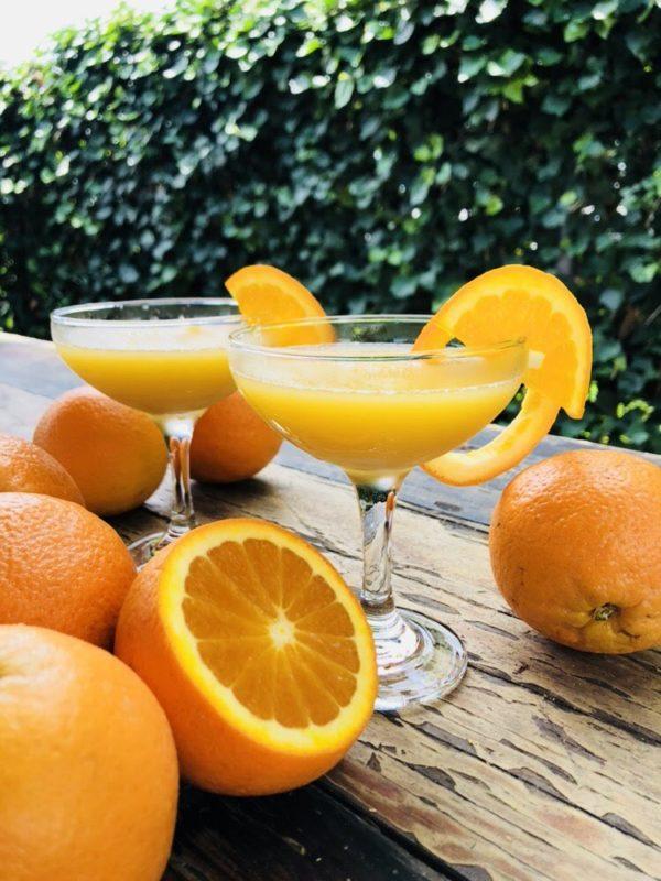 Icewine Mimosas